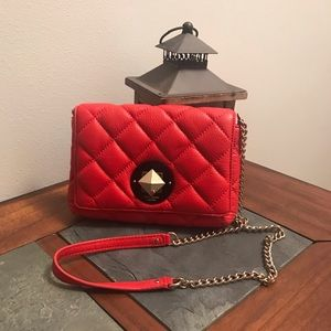 ❤️HOT! Kate Spade quilted crossbody bag❤️